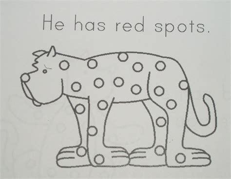 put me in the zoo coloring pages