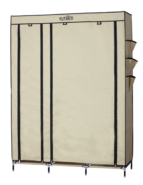 Portable Closets With Doors by Portable Closet With Doors Portable Storage Closet In