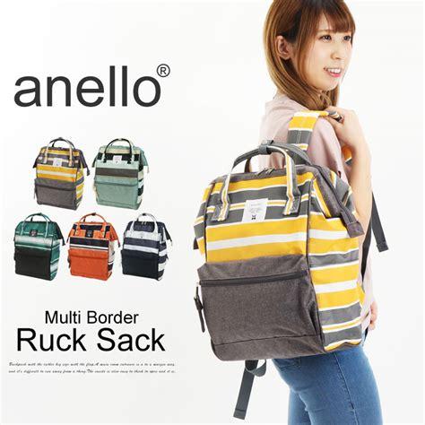 Tas Wanita Handbag Dgn Stripe Fashion 937 anello tas ransel stripe series size l green black jakartanotebook