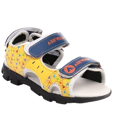 airwalk sandals for airwalk blue yellow sandals for boys price in india buy