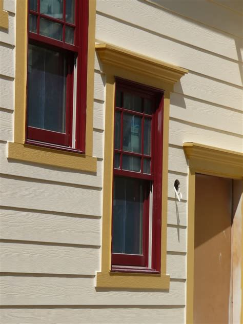exterior outside window trim homesfeed