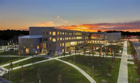 performing arts  humanities building university