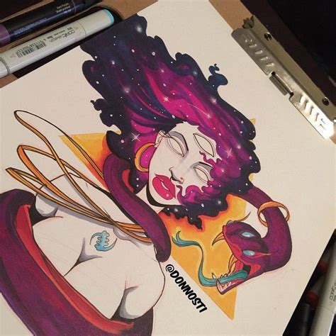 trill tattoo designs by don nosti quot the galaxy quot artist sketch