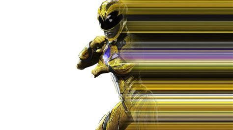 Yellow Ranger Power Rangers 2017 Mov  Wallpaper #11424