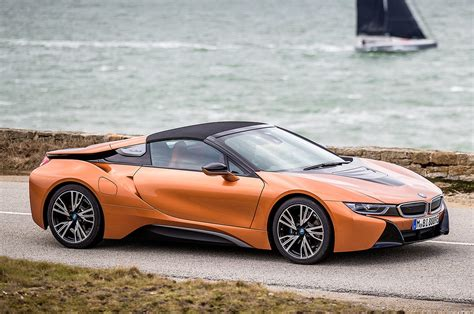 2019 Bmw Roadster by 2019 Bmw I8 Roadster Drive Back To The Future