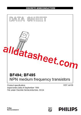 ztx650 transistor datasheet bf494 datasheet pdf nxp semiconductors