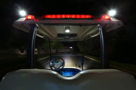 led golf cart lights side clearance lights 2 1 2