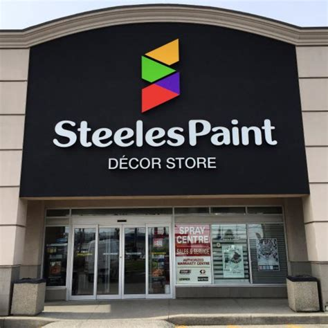 steeles paint decorating centre woodbridge on 4190 steeles ave w canpages