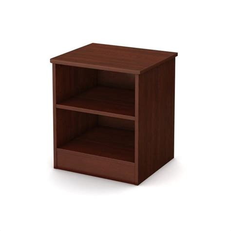 L For Nightstand South Shore Libra Stand In Royal Cherry 3046059