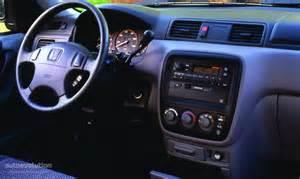 Honda V Honda Cr V Specs 1996 1997 1998 1999 2000 2001