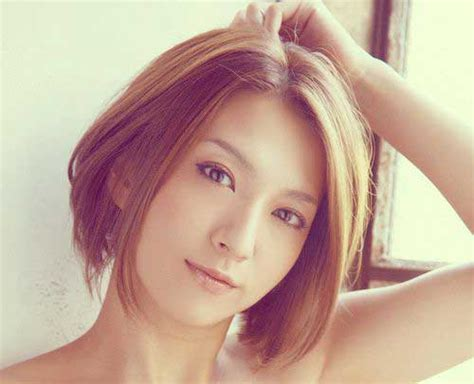 japanese hairstyle and colour 2015 25 short hair color trends 2015 short hairstyles