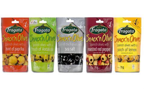 N Olive fragata extends snack n olive line up foodbev media