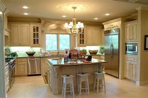 nice kitchen designs photo kitchen idea picture layout ideas island wall decorating