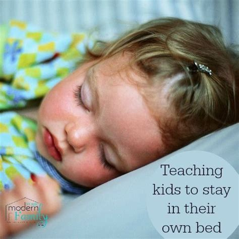 How To Keep A Toddler In Bed by Sleep Toddlers And Teaching On