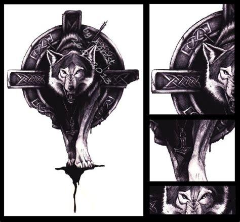 irish wolf tattoo designs celtic wolf by agrestowata on deviantart