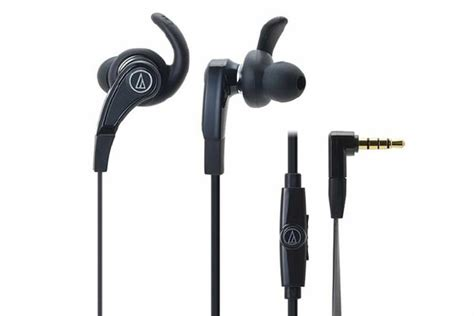 Audio Technica Sonicfuel In Ear Headphones audio technica ath ckx9is sonicfuel in ear headphones review the other view