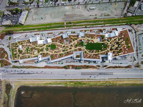 Amazing Floor Plans by Facebook New Headquarters Building From The Sky Youtube