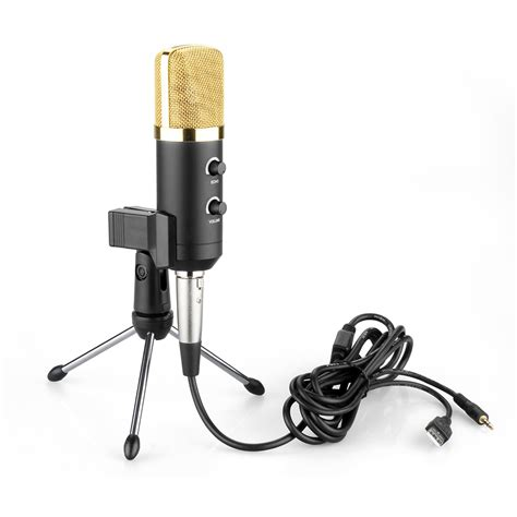 Stand Microphone Vocal usb podcast studio condenser recording microphone vocal