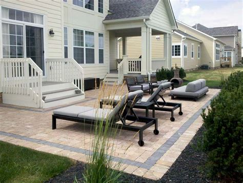 38 patio layout design ideas you don t want to miss patio layout pavers and patios paver designs for square patio google