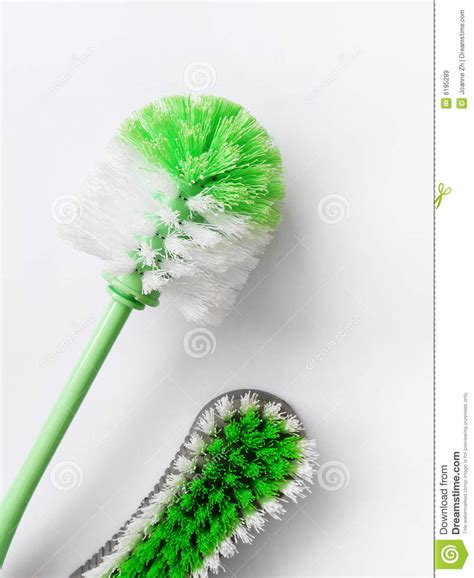 house washing brush house chores scrubbing cleaning brushes royalty free stock images image 6195289