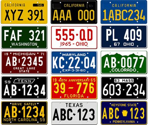 drivers license tag speeding drivers saved by magic number license plates