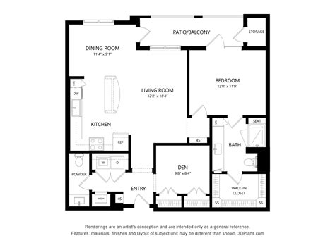 3dplans 7 black and white floor plans 171 3dplans com