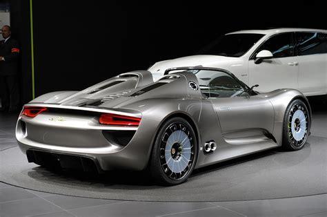 porsche concept 918 spyder porsche 918 spyder concept brake banzeen