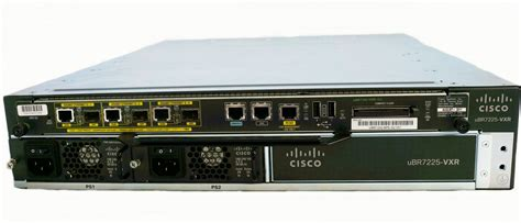 8 Ds For 20 00 by Cisco Ubr7225vxr Universal Broadband Router Cmts 2 Ds 8