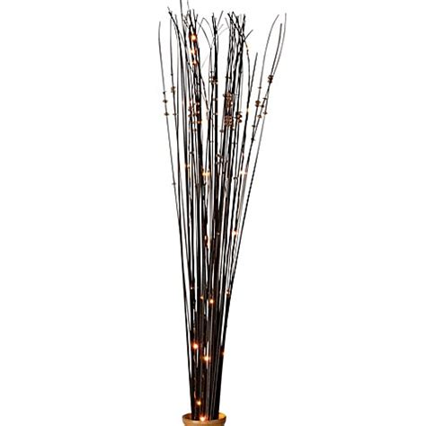 led 39 inch lighted brown branches bed bath beyond 39 inch battery operated brown ting ting led lighted