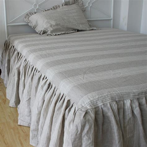 bed ruffle online buy wholesale purple dust ruffle from china purple