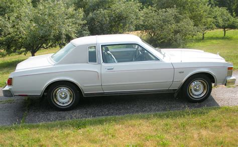 1979 Chrysler Lebaron by 1979 Chrysler Lebaron Sport Medallion Coupe Classic Cars
