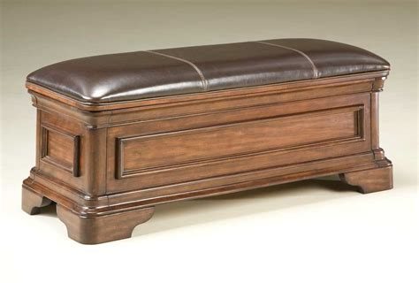 Leather Storage Bench Legacy Classic Heritage Court Leather Storage Bench 800 4800 At Homelement