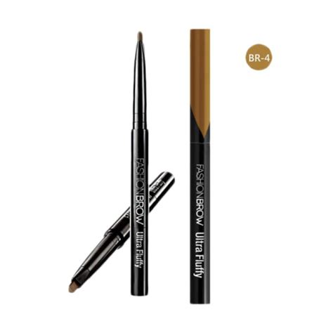 Maybelline Ultra Brow Powder jual maybelline fashion brow ultra fluffy eyebrow br4