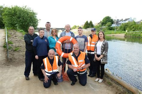 adopt trained service live rescue will highlight dangers of waterways the strabane chronicle