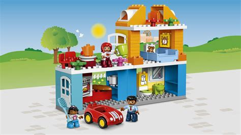 lego duplo family home 2017 buy at kidsroom toys