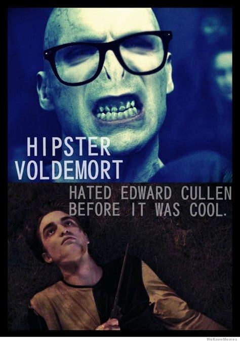 Voldemort Meme - hipster voldemort weknowmemes
