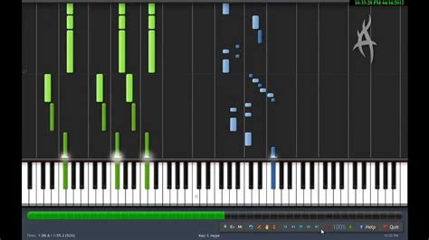 tutorial piano dragon ball z dragon ball z super buu s theme piano tutorial synthesia