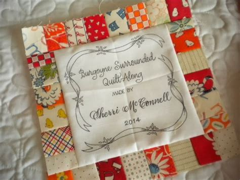 Handmade Labels For Quilts - 17 best images about quilting labels on