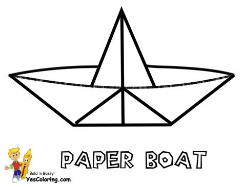 how to make a paper racing boat superb sailing boat coloring pages boats free ship