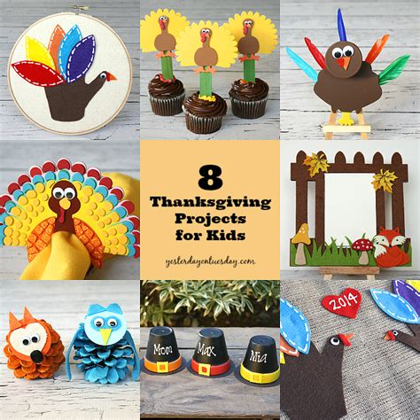 thanksgiving craft projects thanksgiving crafts archives yesterday on tuesday