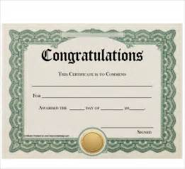congratulations certificate template sle congratulations certificate 22 documents in pdf