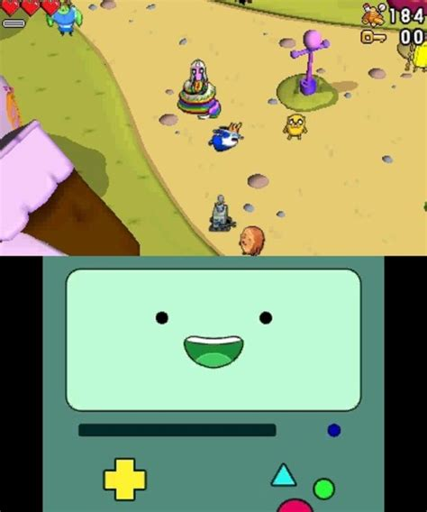 Wii U Adventure Time Explore The Dungeon Because I Dont R1 review adventure time explore the dungeon 3ds