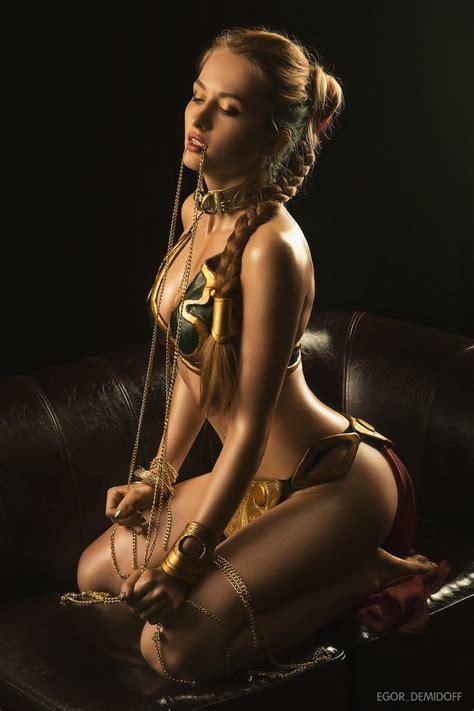 libro star wars leia princess incredible slave leia gallery project nerd cosplay cosplay slave leia costume