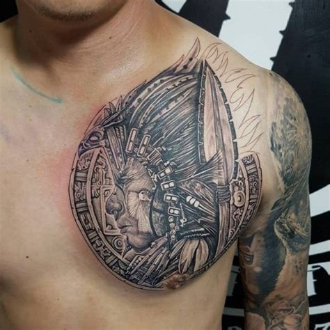 arm tattoo experience 125 best aztec tattoo designs for men wild tattoo art