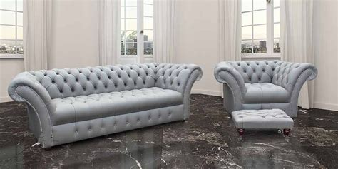 Chesterfield Sofa Suite Leather Chesterfield Sofa Suite Scifihits