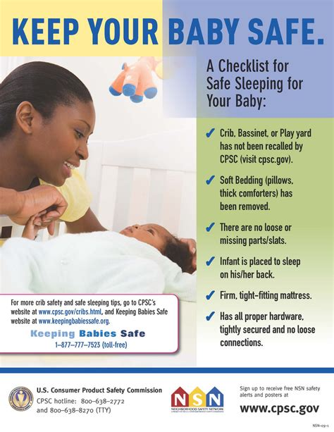7 Tips On Keeping Your Safe by Keep Your Baby Safe Cpsc Gov