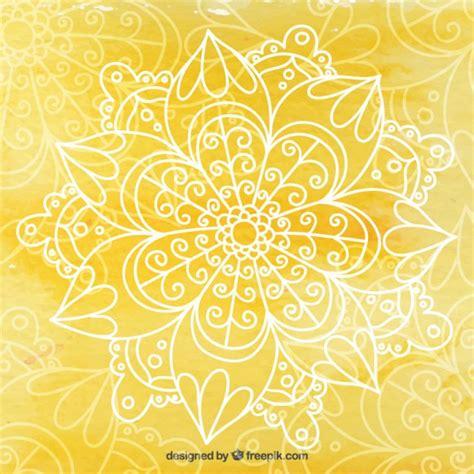 imagenes yoga vector fondo de yoga amarillo descargar vectores gratis