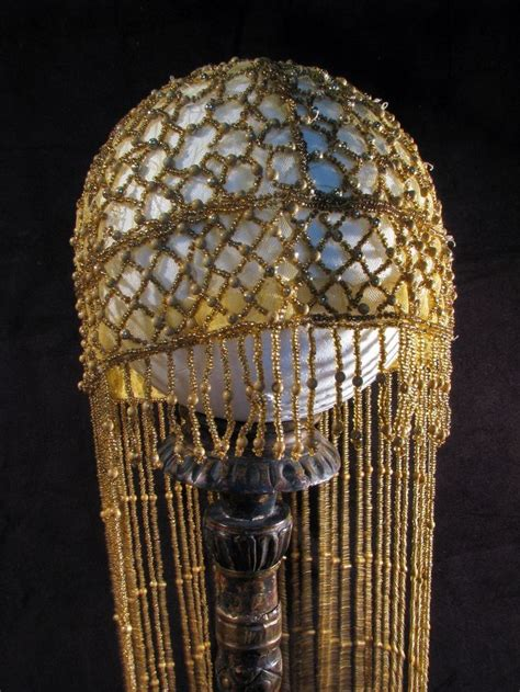 flapper beaded headdress 1920s beaded dress headdress