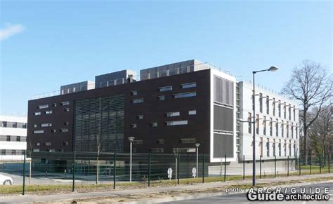 groupama siege architecture in orleans archiguide