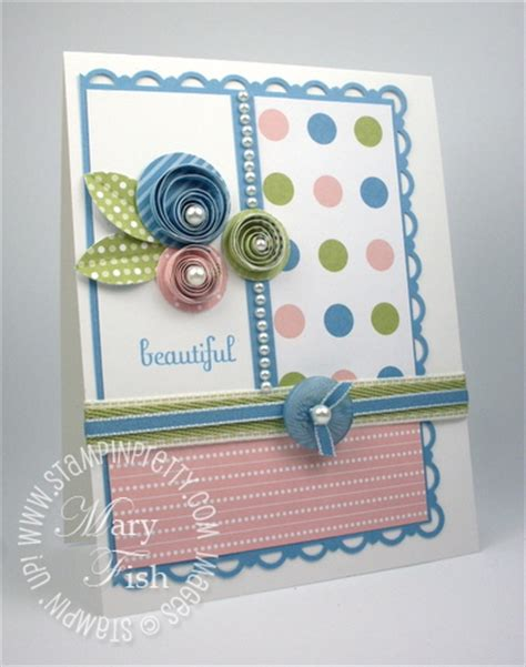 quilling tutorial card mojo monday a paper quilling video tutorial stin